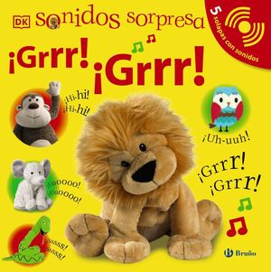 SONIDOS SORPRESA - ¡GRRR! ¡GRRR!