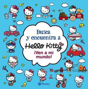 BUSCA Y ENCUENTRA HELLO KITTY