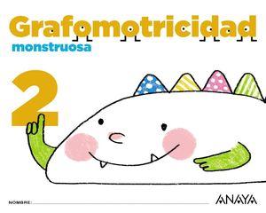 GRAFOMOTRICIDAD MONSTRUOSA 2.