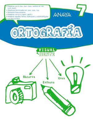 (17) ORTOGRAFÍA 7 VISUALMENTE