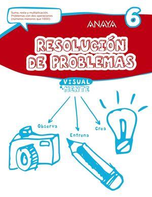 RESOLUCIÓN DE PROBLEMAS 6