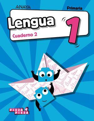 (19) EP1 LENGUA CUADERNO 2 ANAYA PIEZA A PIEZA