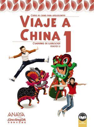 VIAJE A CHINA 1. LIBRO DE EJERCICIOS