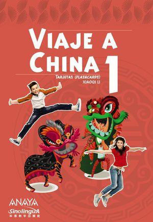VIAJE A CHINA 1. FLASHCARDS