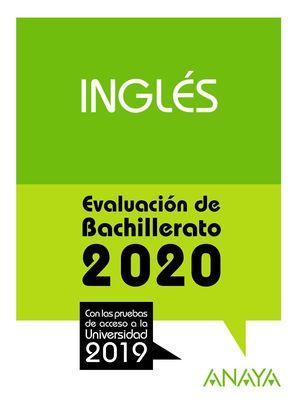 SELECTIVIDAD INGLES 2020