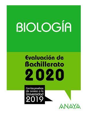 SELECTIVIDAD BIOLOGIA 2020