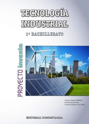 (17) BACH1 TECNOLOGÍA INDUSTRIAL INVENTA ED. DONOSTIARRA