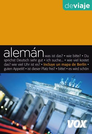 Alemán de viaje
