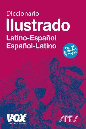 DICCIONARIO VOX LATIN-ESP, ESP-LATIN ILUSTRADO 2011