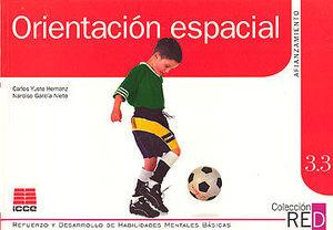 RED 3.2 ORIENTACIÓN ESPACIAL