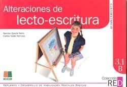 RED 3.1 B ALTERACIONES LECTO-ESCRITURA. AFIANZAMIENTO 2