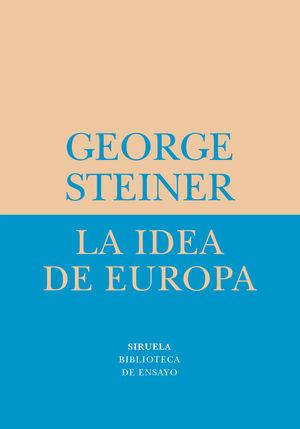 LA IDEA DE EUROPA