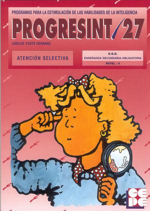 Progresint 27 : Atencion Selectiva