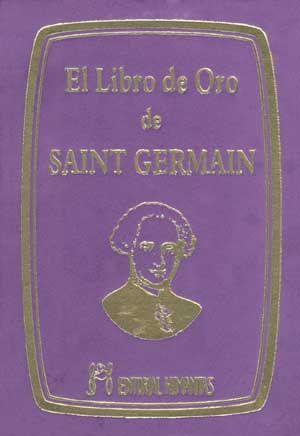 EL LIBRO DE ORO DE SAINT GERMAIN                 (BOLSILLO)