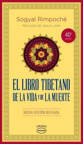LIBRO TIBETANO DE LA VIDA Y LA MUERTE, EL (VINTAGE)
