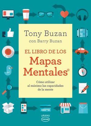 EL LIBRO DE LOS MAPAS MENTALES