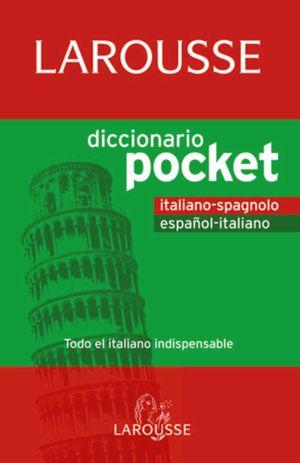 DICCIONARIO POCKET ESPAÑOL/ITALIANO