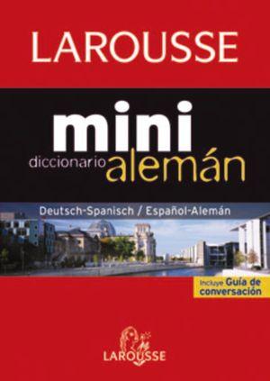 Diccionario Mini Español-Alemán Larousse (2010)