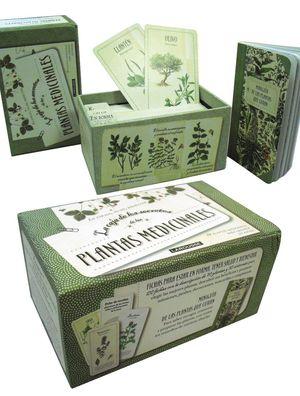 La caja de los secretos de las plantas medicinales