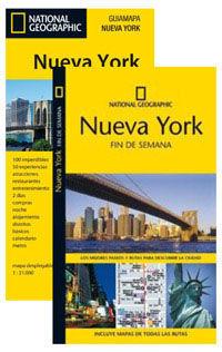 PACK NUEVA YORK GUIA+MAPA