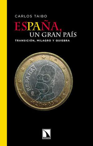 ESPAÑA UN GRAN PAIS