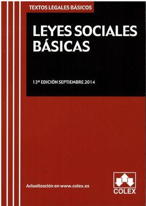 LEYES SOCIALES BASICAS