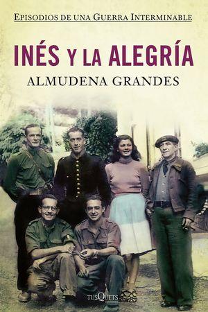 INÉS Y LA ALEGRÍA (ESTUCHE-CARTONE)