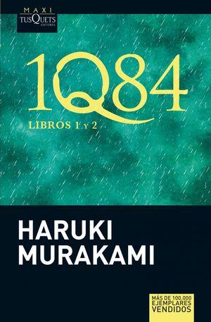 1Q84 (LIBROS 1 Y 2) - BOLSILLO