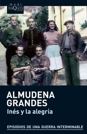 INES Y LA ALEGRIA (BOLSILLO 2012)