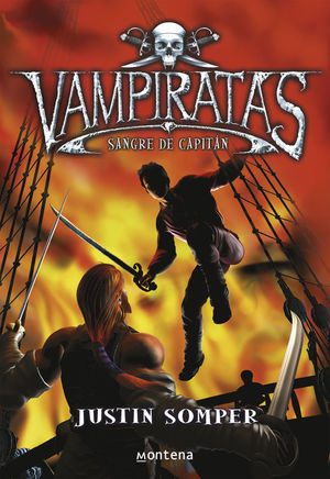 VAMPIRATAS III - SANGRE DE CAPITÁN