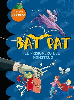 BAT PAT, EL PRISIONERO DEL MONSTRUO