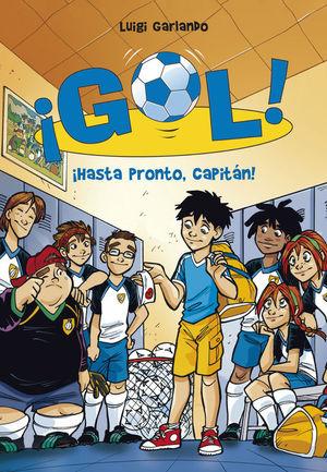 GOL (7). HASTA PRONTO, CAPITAN!