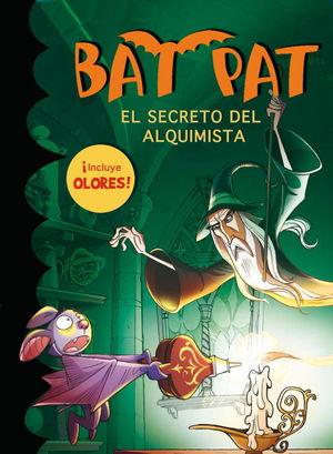 BAT PAT. EL SECRETO DEL ALQUIMISTA (con olores)