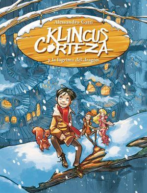 KLINCUS Y LA LAGRIMA DEL DRAGON