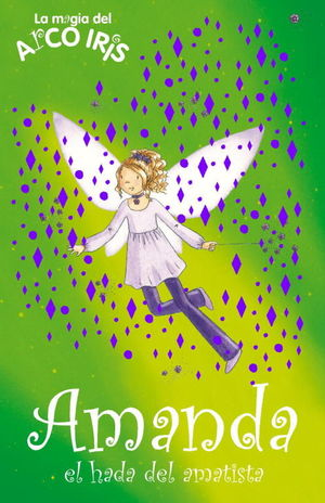 Amanda, el hada de la Amatista
