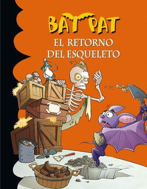 Bat Pat 18. El retorno del esqueleto