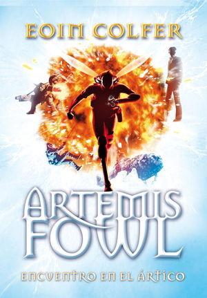 ARTEMIS FOWL II - ENCUENTRO EN ARTICO TB