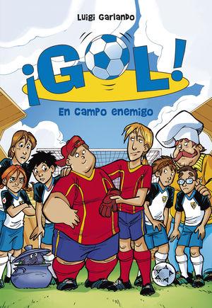 GOL 16. EN CAMPO ENEMIGO