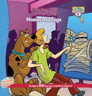 MOMIAS A LA FUGA (Nº 2) SCOOBY-DOO