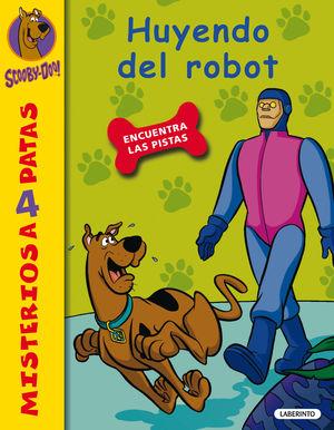 HUYENDO DEL ROBOT (Nº24) SOCOOBY