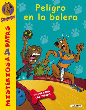 PELIGRO EN LA BOLERA (Nº 28) SCOOBY