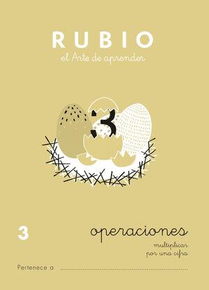 Problemas Rubio nº 3