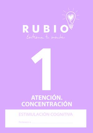 ESTIMULACIÓN COGNITIVA RUBIO: ATENCIÓN Y CONCENTRACIÓN 1