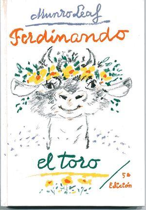 Ferdinando el toro (Ilustr. Werner Klemke)