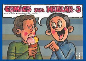 COMICS PARA HABLAR. 3