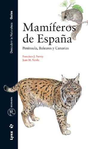 Mamíferos de España: península, Baleares y Canarias