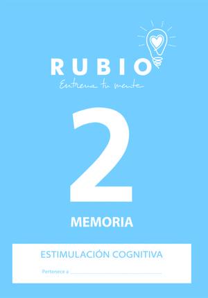 ESTIMULACIÓN COGNITIVA RUBIO: MEMORIA 2