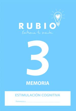 ESTIMULACIÓN COGNITIVA RUBIO: MEMORIA 3
