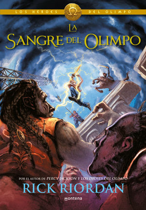 LA SANGRE DEL OLIMPO (HÉROES DEL OLIMPO 5)