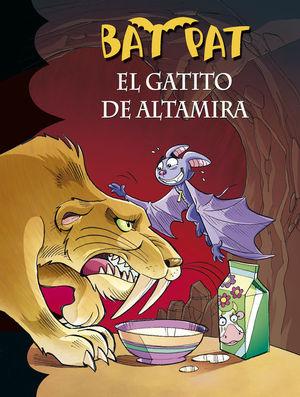 BAT PAT 32 - EL GATITO DE ALTAMIRA